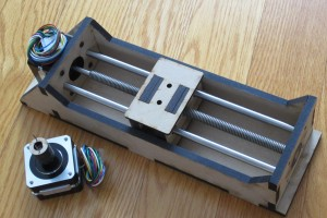 Linear Actuator Stepper