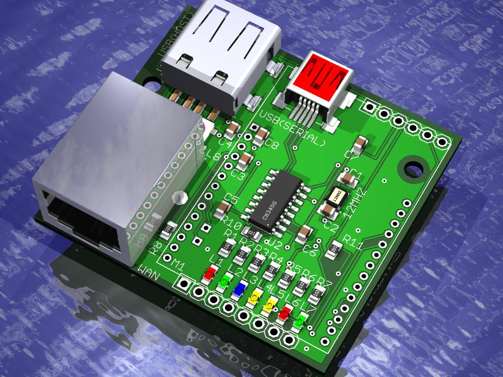 HLK-RM04 Embedded Linux